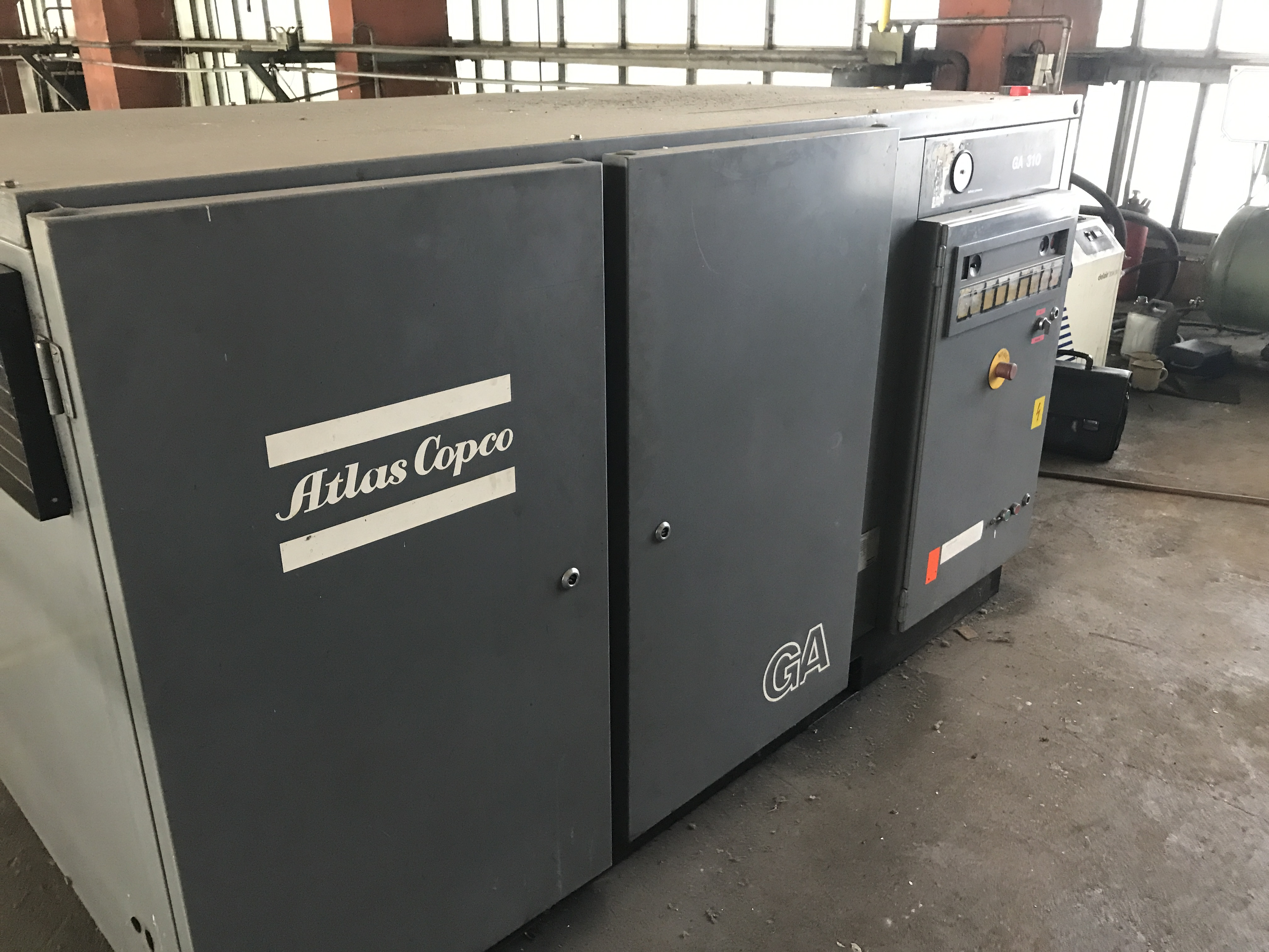 ATLAS COPCO: GA 310 PACK